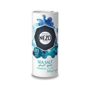 Nezo Fine Sea Salt 300g