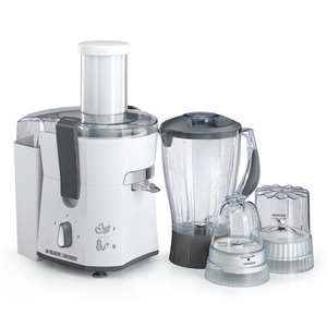 Black&Decker Blender Juicer&Grinder BGM600