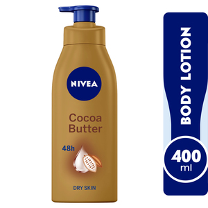 Nivea Body Care Body Lotion Cocoa Butter Dry Skin 400ml
