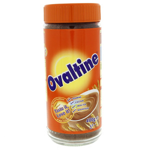 Ovaltine Natural Malted Instant Food Drink 400g
