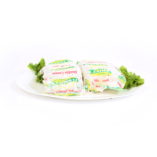 Egyptian Double Cream Cheese Extra 300g Approx. Weight