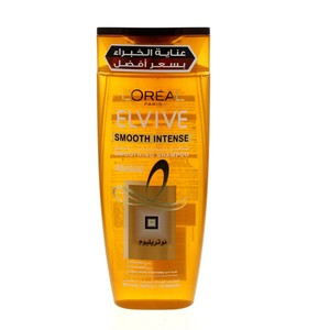 L'oreal Elvive Smooth Intense Smoothing Shampoo 200ml