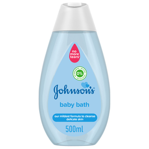 Johnson's Bath Baby Bath 500ml