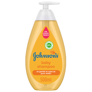 Johnson's Shampoo Baby Shampoo 500ml