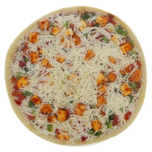 Spicy Paneer Pizza Large 1pc