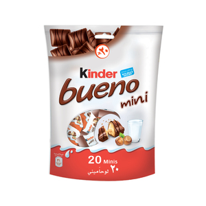 Kinder Bueno Mini with Milk & Hazelnut 108g