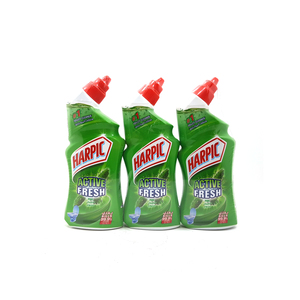 Harpic Toilet Cleaner Active Fresh Pine 3 x 500ml