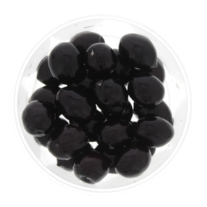 Egyptian Jumbo Black Olives  300g