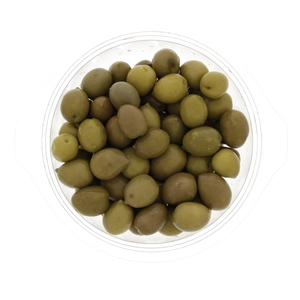 Egyptian Green Olives Plain 300g