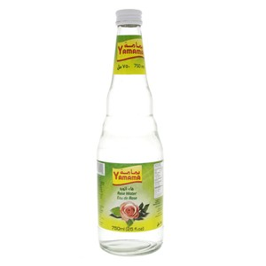 Yamama Rose Water 750 ml