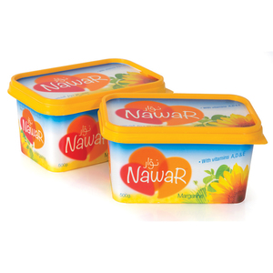 Nawar Sunflower Margarine 500g x 2pcs