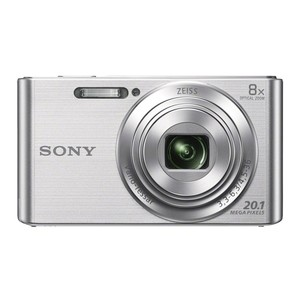 Sony Cyber-shot Digital Camera DSC-W830 20.1MP Silver