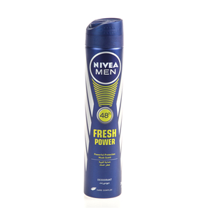 Nivea Men Fresh Power Protection Musk Scent 200ml
