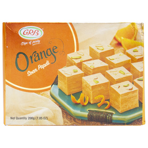 GRB Orange Soan Papdi 200g