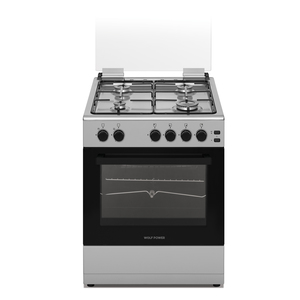 Wolf Power Cooking Range WCR6060FS 60x60 4Burner