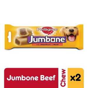 Pedigree Jumbone in Beef Dog Treats 200g