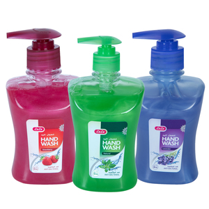 Lulu Hand Wash Anti Bacterial Assorted 3 x 250ml