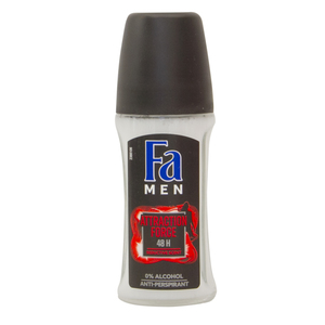 Fa Attraction Force Roll On For Men 50ml