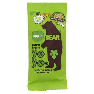 Bear Pure Fruit Yo Yos Apple 20g
