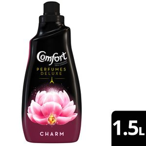 Comfort Perfumes Deluxe Concentrated Fabric Softener Charm 1.5Litre