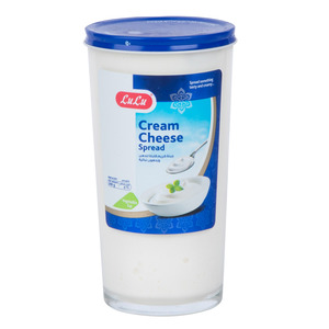 Lulu Low Fat Cream Cheese Spread 240g