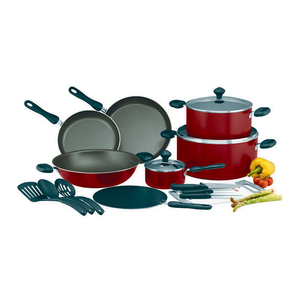 Prestige Cookware Set 17Pcs PR21671