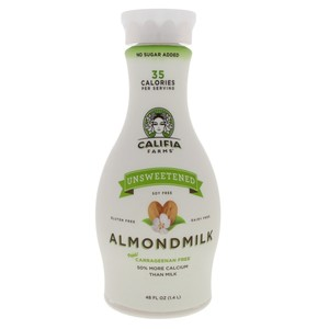Califia Farm's Unsweetend Almond Milk 1.4Litre