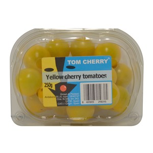 Tomato Cherry Yellow 250g Approx weight