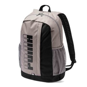PUMA Plus Backpack II Grey Black 07574902