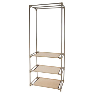 Home Maid Garment Rack 3Tier MPG-2443X0