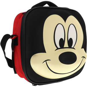 Mickey Mouse Lunch Bag 3D Insulated 22053