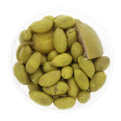 Jordan Green Olives in Brine 300g