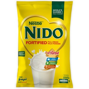 Nestle Nido Fortified Full Cream Milk Powder 2.25kg