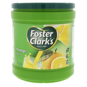Foster Clark's Valencia Orange Instant Flavoured Drink Tin 2.5kg