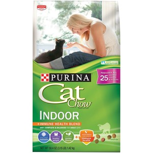 Purina® Cat Chow Indoor Dry Food 1.42 Kg