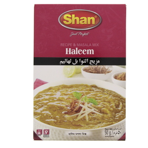 Shan Spice Mix For Haleem Masala 50g