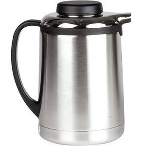 Speed Stainless Steel Flask Plain 1Ltr