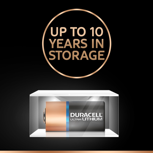 Duracell Battery For Cameras 123 1pc