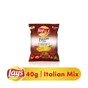 Lays® Forno Italian Mix Potato Chips 40g