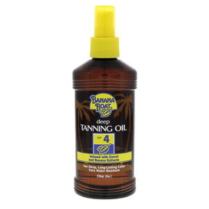 Banana Boat Deep Tanning Oil SPF 4 236ml