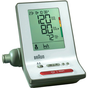 Braun Blood Pressure Monitor Upper Arm BP6000