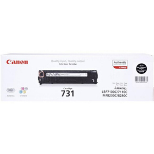 Canon Laser Toner Cartridge 731 Black