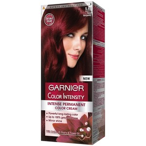 Garnier Color Intensity 5.62 Deep Burgundy Hair Color 1 Packet
