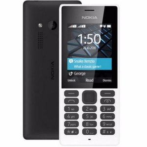 Nokia Featured Phone 150 Dual SIM White