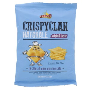 Lamole Crispy Clan Natural Flavoured Chips 90g