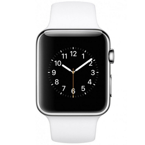 Apple Watch Sport MJ2T2 38mm With White Band