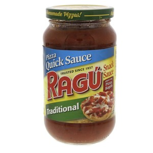 Ragu Traditional Pizza Quick Sauce 396g