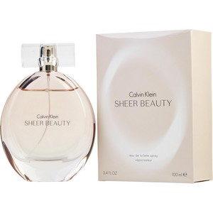 Calvin Klein Sheer Beauty EDT for Women 100ml