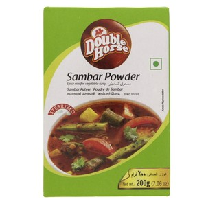 Double Horse Sambar Powder 200g