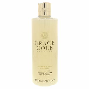 Grace Cole Relaxing Bath Soak Nectarine Blossom & Grapefruit 500ml
